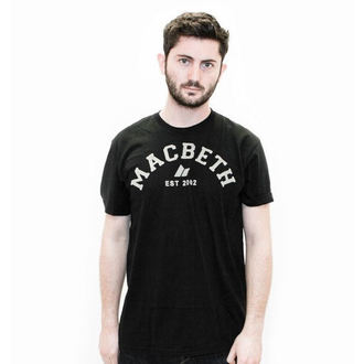 t-shirt street uomo - Varsity - MACBETH, MACBETH