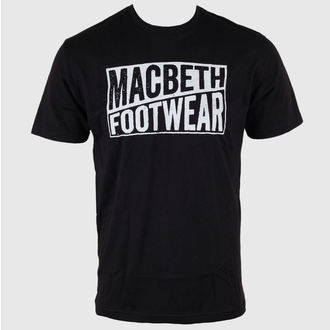 t-shirt street uomo - Old Type - MACBETH, MACBETH