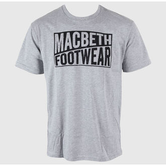 t-shirt street uomo - Old Type - MACBETH, MACBETH
