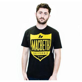 t-shirt street uomo - Crest - MACBETH, MACBETH