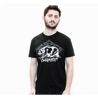 t-shirt street uomo - California - MACBETH, MACBETH