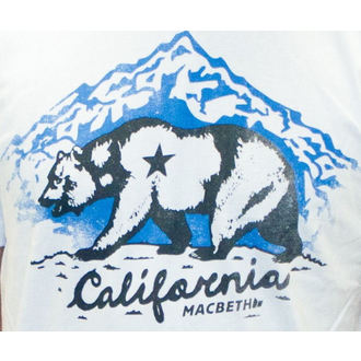 t-shirt street uomo - California - MACBETH