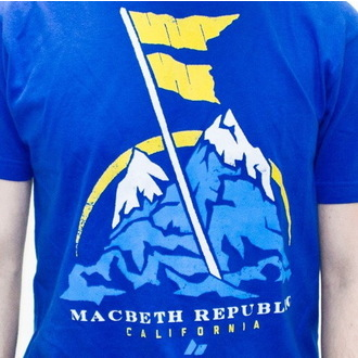 t-shirt street uomo - Republic - MACBETH, MACBETH