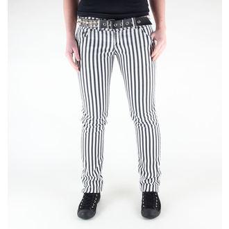 pantaloni donna 3RDAND56th - Stripe Skinny - JM444, 3RDAND56th
