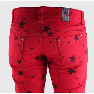 pantaloni donna 3RDAND56th - Star Skinny Jeans - JM1097