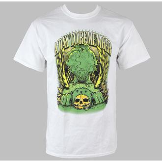 t-shirt metal uomo A Day to remember - Bear Skull - VICTORY RECORDS, VICTORY RECORDS, A Day to remember