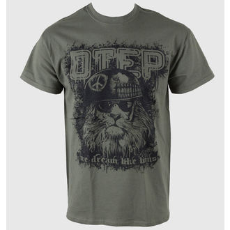 t-shirt metal uomo Otep - We Dream Like Lions - VICTORY RECORDS, VICTORY RECORDS, Otep