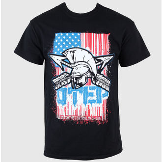 t-shirt metal uomo Otep - Flag - VICTORY RECORDS, VICTORY RECORDS, Otep