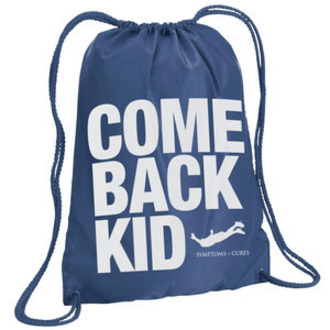 borsa Comeback Kid - Sintomi + Cure - VICTORY, VICTORY RECORDS, Comeback Kid