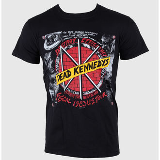 t-shirt metal uomo Dead Kennedys - Storm - LIVE NATION, LIVE NATION, Dead Kennedys