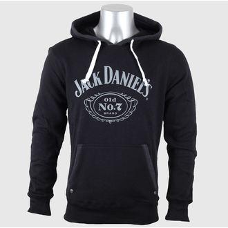 felpa con capuccio uomo Jack Daniels - Old No. 7 - JACK DANIELS, JACK DANIELS