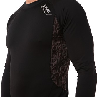 t-shirt street uomo - Stamina Base Layer - IRON FIST, IRON FIST