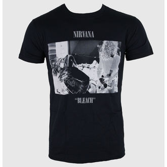 t-shirt metal uomo Nirvana - Bleach - LIVE NATION, LIVE NATION, Nirvana
