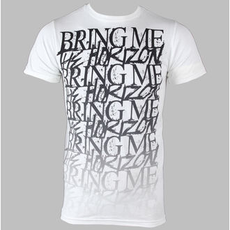 t-shirt metal uomo Bring Me The Horizon - Stacked - BRAVADO, BRAVADO, Bring Me The Horizon