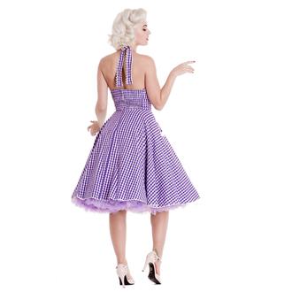 vestito donna HELL BUNNY - Carlotta - Lavndr, HELL BUNNY