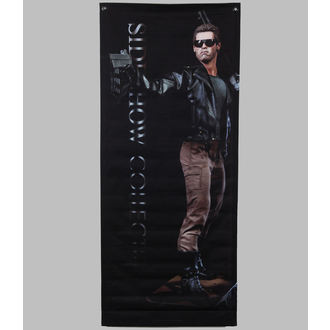 bandiera (bandiera) Terminator - T-800 - 64x152