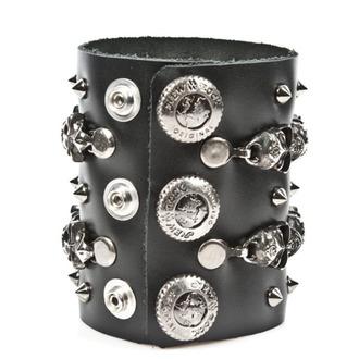 bracciale NEW ROCK - ANTIQUE NEGRO, NEW ROCK