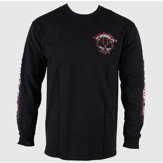 t-shirt street uomo - Motor Skull - LUCKY 13, LUCKY 13