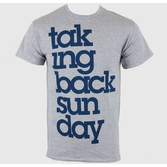 t-shirt metal uomo Taking Back Sunday - Logo Sports - LIVE NATION, LIVE NATION, Taking Back Sunday