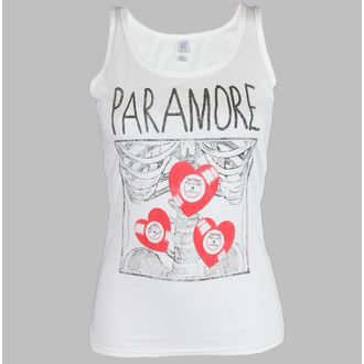 top donna Paramore - X Ray White - LIVE NATION, LIVE NATION, Paramore