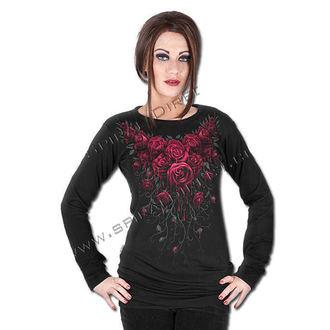 t-shirt donna - Blood Rose - SPIRAL, SPIRAL