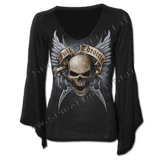 t-shirt donna - Shut Up And Ride - SPIRAL, SPIRAL