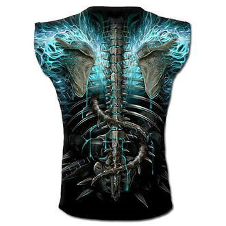t-shirt uomo SPIRAL - Flaming Spine - W016M003
