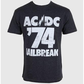 t-shirt metal uomo AC-DC - AC/DC - AMPLIFIED, AMPLIFIED, AC-DC