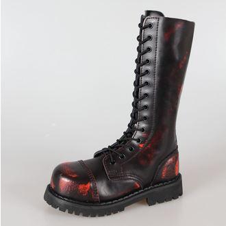 scarpe GRINDERS - 14dírkové - High Ranger, GRINDERS