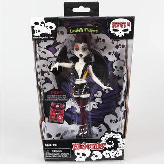 figure Goth Silver Primavera Moda Doll Lunabella - Purple