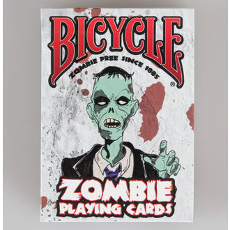 giocare carte Bicicletta Zombies, Nemesis now