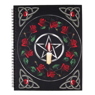 quaderno quaderno Pentagram Rose