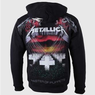 felpa con capuccio uomo Metallica - Master of Puppets -, Metallica