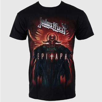 t-shirt metal uomo Judas Priest - Epitaph Jumbo - ROCK OFF, ROCK OFF, Judas Priest