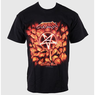 t-shirt metal uomo Anthrax - Worship Music - ROCK OFF, ROCK OFF, Anthrax