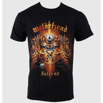 t-shirt metal uomo Motörhead - Inferno - ROCK OFF - MHEADTEE11MB