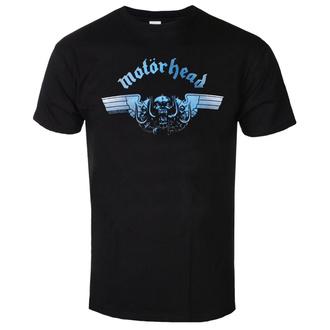 t-shirt metal uomo Motörhead - Tri-Skull - ROCK OFF - MHEADTEE15MB