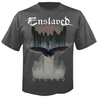 Maglietta da uomo ENSLAVED - Utgard raven - NUCLEAR BLAST, NUCLEAR BLAST, Enslaved