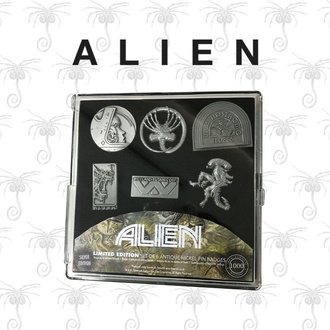 Spillette (se da 6 pezzi) Alien - Limited Edition, NNM, Alien