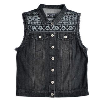 gilet donna - Crown of Thorns - DISTURBIA, DISTURBIA