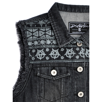 gilet donna - Crown of Thorns - DISTURBIA