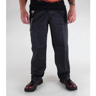 pantaloni uomo BRANDIT - US Ranger Hose Nero, BRANDIT