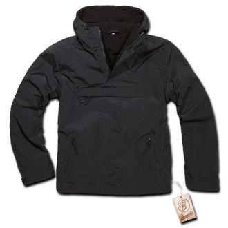 giacca primaverile / autunnale uomo - Windbreaker Black - BRANDIT - 3001-black
