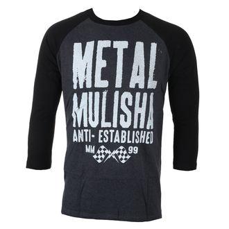 t-shirt street uomo - FIRST RAGLAN L/S - METAL MULISHA, METAL MULISHA