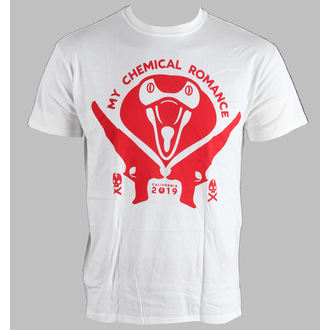 t-shirt metal uomo My Chemical Romance - Kobra Head - LIVE NATION, LIVE NATION, My Chemical Romance