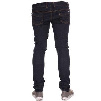 pantaloni donna 3RDAND56th - Super Skinny Hipster - Indigo, 3RDAND56th