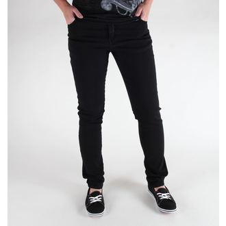 pantaloni (unisex) 3RDAND56th - Hipster Slim Fit - Nero, 3RDAND56th