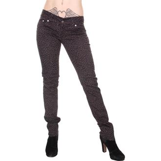 pantaloni donna 3RDAND56th - Print Skinnies - Grigio, 3RDAND56th