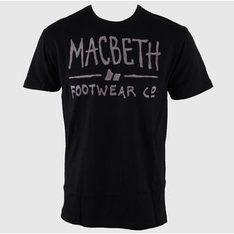 t-shirt street uomo - Scribble - MACBETH, MACBETH