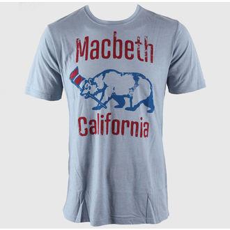t-shirt street uomo - El Oso - MACBETH, MACBETH